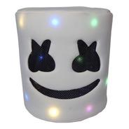 Mascara Niños Luz Led Marshmello Marshmallow Bl Envio Gratis