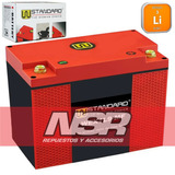 Bateria Litio Wex1l9-mf W-standard Cuatris Chinos Nsr Motos