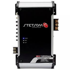 Modulo Automotivo Stetsom Export Line Ex1200 Eq 1200w Rms