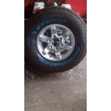 Cubierta Con Llanta Orig Nissan Frontier 265/70/r15 R.agaona