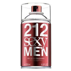 212 Sexy Masculino Body Spray 250ml