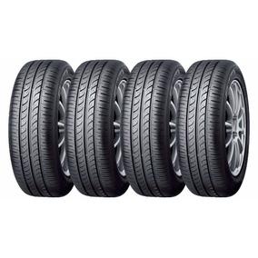 Juego 4 Neumático Yokohama 175/65 R14 Bluearth 82 H