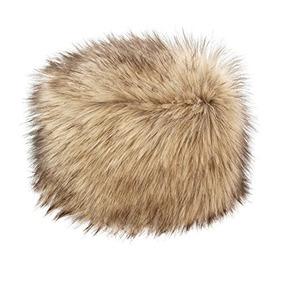 Futrzane Faux Fur Cossak Sombrero Estilo Ruso Para Muj W245 64ed2d3790a
