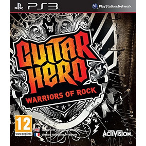 Guitar Hero 6 Warriors Of Rock - Sólo Juego - Ps3