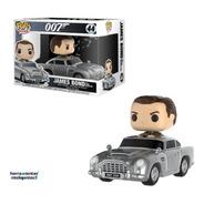 James Bond With Aston Martin Funko Pop 007
