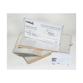 Hushmat 68200 Kit De Sonido Y Aislamiento Térmico (volkswage