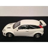 Hongwell H0 Ford Focus Blanco 1:87 Maquetas Rueda De Goma