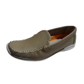 Mocasin Nautico Clasico Cuero Hombre Shoes (2015)