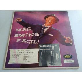 Frank Sinatra Mas Swing Facil Vinilo