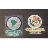 Patch Oficial Lextra Copa America Centenária 2016