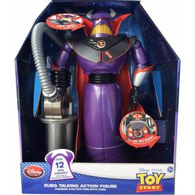 Boneco Toy Story Zurg Pai Do Buzz 38cm Original Disney Store