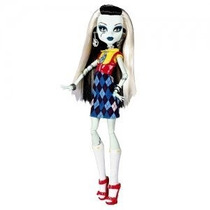 Monster High Frankie Stein Exclusive Amo Muñeca De Moda Y 3