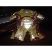 Hermoso Trajetito Iron Man Para Muñequitos Ositos De 30cm