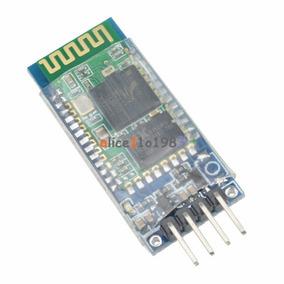 Módulo Bluetooth Hc06 Para Arduino Transmision Inalambrica