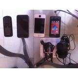 Vendo Teléfonos Iphone 4 - Iphone 3 - Lg Kp570q - Samsung E1