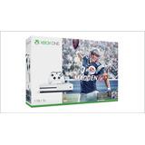Consola Xbox One S 1tb Bundle Madden 17