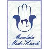 Maxi Falda Pollera De Las Mil Formas Mandala Hindu Modelo 15