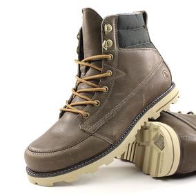 Botas Volcom Sub Zero Boot Chestnut Brown Todos Los Talles!