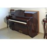 Piano Inglés Bentley Espineta Teclas De Marfil