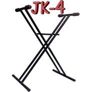 Soporte Organos Teclados Sintetizadores Pianos Consolas Jk-4