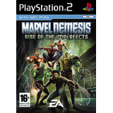 Marvel Nemesis - Rise Of The Imperfe (ps2) / Playstation 2!!