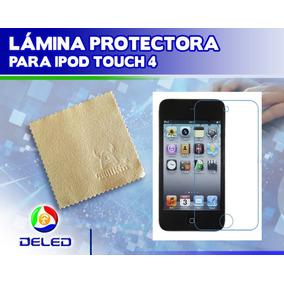 Lamina Protectora Para Ipod Touch 4