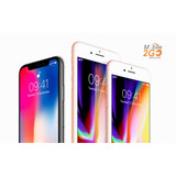Iphone 8 Plus 64gb 4g Libre Fabrica Sellado Garantia Boleta