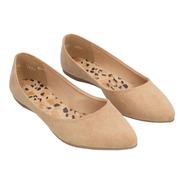 Zapatos Planos De Mujer C&a (3003706)