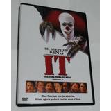 Filme Dvd It Uma Obra Prima Do Medo Legendado Stephen King