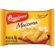 Biscoito Maizena Sache Bauducco 82 Sachês + Brinde