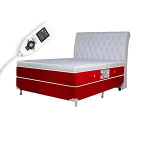 Colchão Magnético Casal Massageador E Bio Quântico