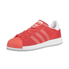 Tenis adidas Superstar Bounce Bb0332 Originales De Junior.
