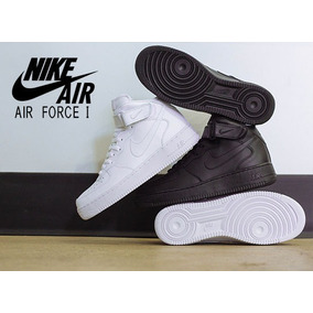 Air For One Botas White O Black