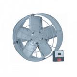 Exaustor Parede 50cm Industrial Com Reversão 220v Ventisol