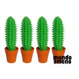 Lapiz Tipo Cactus De Silicona Spike Pen
