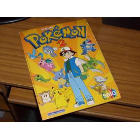 Álbum Pokémon 2 / Salo 1999 Completo Y Timbrado!!