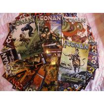 Conan Os Hinos Dos Mortos - O Bárbaro - O Cimério Varias