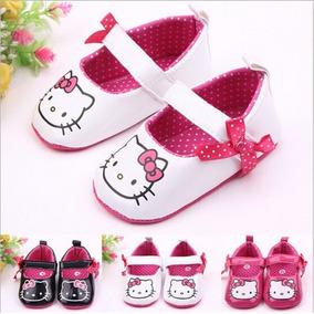 Hello Kitty Sapatinho Recém-nascido 0-6m