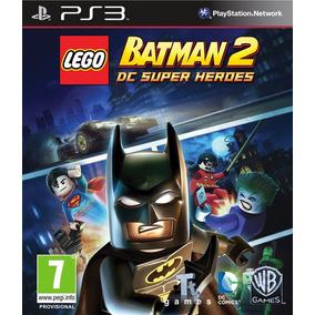 Lego Batman 2 Dc Ps3 || Oferta! || Falkor!