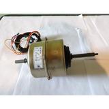 Motor Ventilador Doble Eje De 1/2 1075 Rpm 115v 60hz 50w