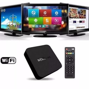 Tv Box Mxq 4k Android 6.0 Wi-fi Smart Tv Hdmi