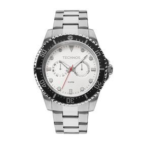 92ec2d7f800 Analogico Technos Os1aaq ct Prata - Relógios De Pulso no Mercado ...