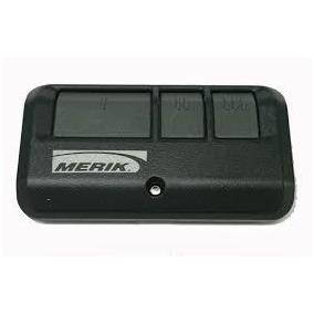 Control Merik 893 Max Multifrecuencia Para Portón Eléctrico