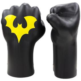 Luvas Batman 28cm Decoração Heróis Geek Nicho Quarto Estante