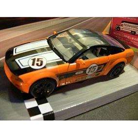 Motormax Or Ford Mustang Gt Concept Naranja No.15 Gt Racin