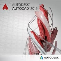 Autcad 2015 - 32 & 64 Bits Ing/português + Curso Receba Hoje