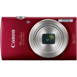 Cámara Digital Canon 20mp 8x Powershot Elph 180 Lcd 2.7 Rojo