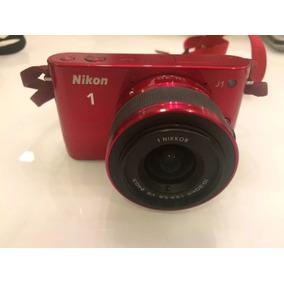 Câmera Digital Nikon J1 10.1 + Lente 10-30 (n Sony Rx100)