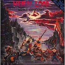 Cd - Heavy Load - Metal Conquest + 10 Bonus - 1981 - Novo