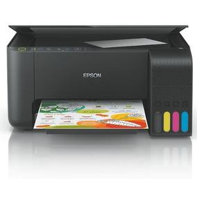 Impresora Multifuncional Epson Tanque De Tinta L3150 Color